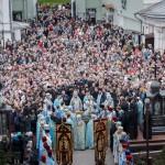 Десница великомученика Георгия Победоносца прибыла в Харьков
