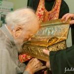 КИЕВ. В день памяти преподобного Иова Почаевского Блаженнейший Митрополит Владимир совершил Божественную литургию
