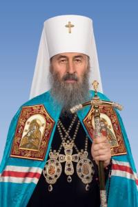 Официальный сайт Украинской православной церкви МП