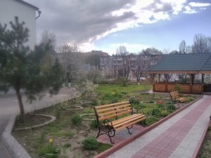 Обитель весной 2015г.