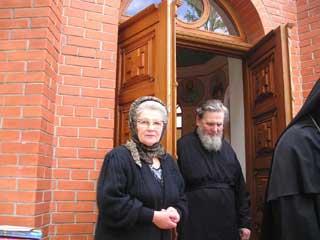 Борисо-Глебская часовня в Одесском Свято-Архангело-Михайловском женском монастыре